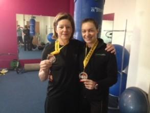 Lucia Reid – European Kempo Karate Champion and Instructor…