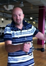 Sean Brosnan…. May 2013 Client of the Month