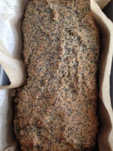 Zesty Orange Flax & Seeded Bread